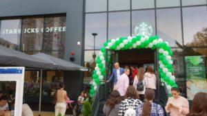 S-a deschis Starbucks Piteşti!