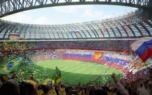 Rusia-Arabia Saudită 5-0, în primul meci de la Mondialele de fotbal