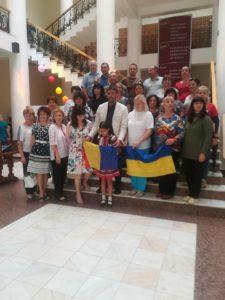 Limba noastră-i o comoară... şi în Ucraina!