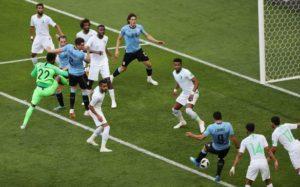 Uruguay se califică urât, dar sigur, după 1-0 cu Arabia Saudită